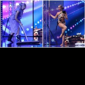 Uklízela pódium Talentu, pak všem vytřela zrak!